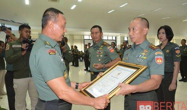 Terbaik se Indonesia, Kodim 0718 Pati Raih Penghargaan