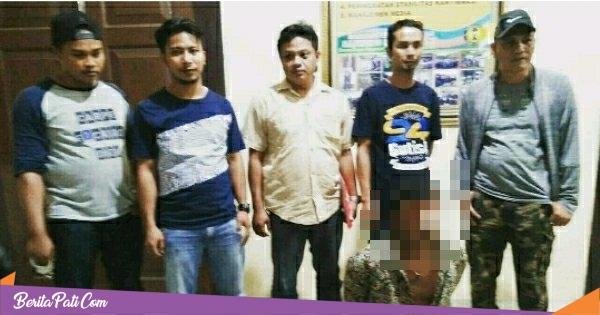 Unit Reskrim Polsek Juwana Amankan Tahanan yang Kabur dari Lapas Jepara