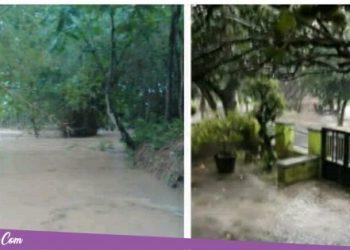 Banjir Melanda Sejumlah Kecamatan di Pati