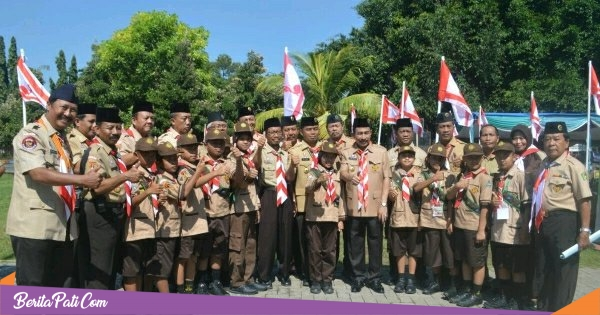 Pesta Siaga Gerakan Pramuka Kwarcab Pati, Berlangsung Meriah