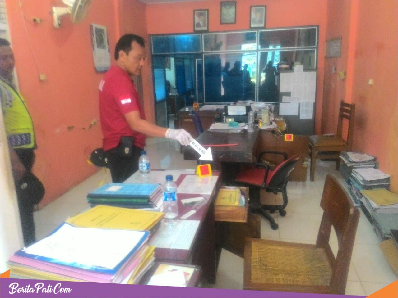 Kantor Milik Pemerintah di Margorejo Kemalingan, Pelaku Gasak Laptop dan Uang