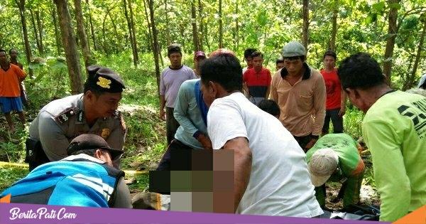 Kakek Pencari Kayu Bakar, Ditemukan Meninggal di Hutan Pucakwangi