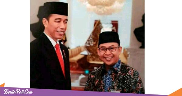 Membanggakan, Gus Rozin, Rektor IPMAFA Pati Jadi Staf Khusus Presiden RI Joko Widodo