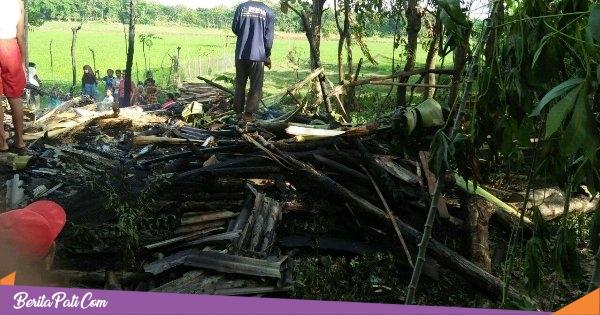 Konsleting Listrik, Satu Rumah di Dukuhseti Terbakar