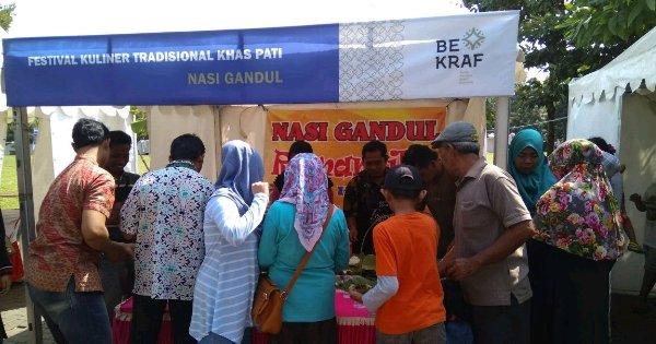 Pati Surga Kuliner, Bakal Jadi Menu Peserta Asian Games 2018