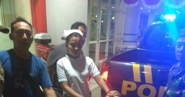 Ditabrak Motor Tanpa Lampu, Polisi di Gembong Dilarikan ke Rumah Sakit