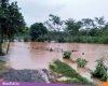 Banjir Bandang di Desa Wedusan Dukuhseti, Rendam 4 Rumah dan 4 Hektar Sawah