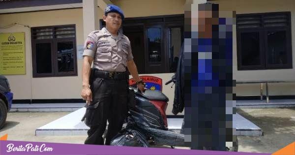 3,5 Bal Rokok Perbekalan Kapal di Juwana Dibawa Kabur Maling, Pelaku Tertangkap di Area Tambak