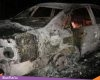 Mobil Sedan Ludes Terbakar di Tlogowungu Pati, Begini Kronologinya