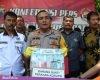 Selewengkan Dana UPK, Seorang Perempuan Warga Kayen Pati Diamankan Polisi