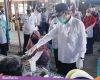 Rapid Test, 2 Orang Reaktif di Pasar Puri, 10 di Pasar Juwana