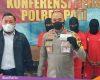 Hendak Pesta Sabu di Kamar Hotel di Pati, Empat Orang Diringkus Polisi