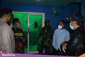 Monitoring pemberlakuan PPKM di Pati
