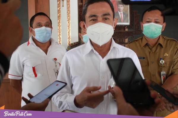 Kasus Covid-19 di Kabupaten Pati Menurun, Meski PPKM di Jateng Dinilai Kurang Efektif