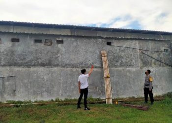Counter HP di Pucakwangi Dibobol Maling, Masuk dari Atap Ruko