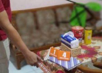Polsek Pati Selidiki Pencurian di Sebuah Rumah di Kaborongan
