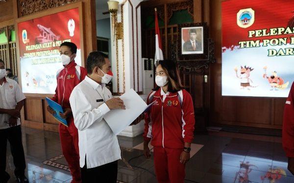20 Atlet Asal Pati Bakal Berlaga di PON XX Papua